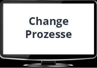Change Prozesse